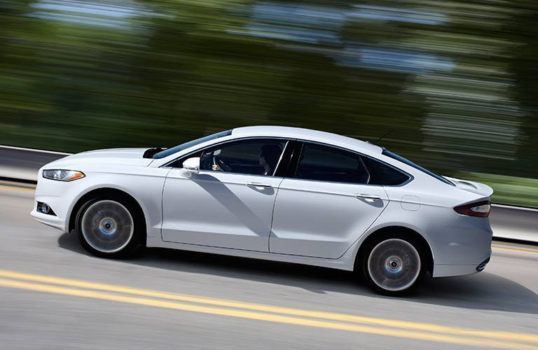 Ford Fusion model information