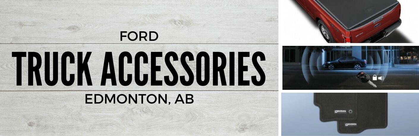 Ford Truck Accessories near Edmonton AB