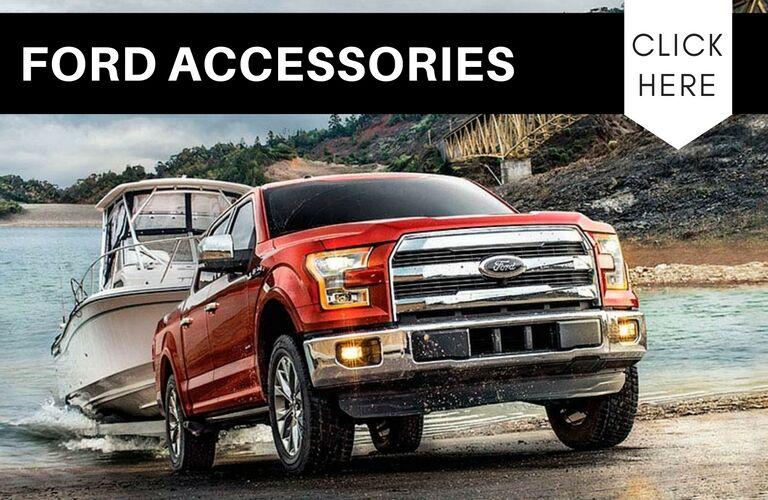 Ford Accessories near Edmonton AB
