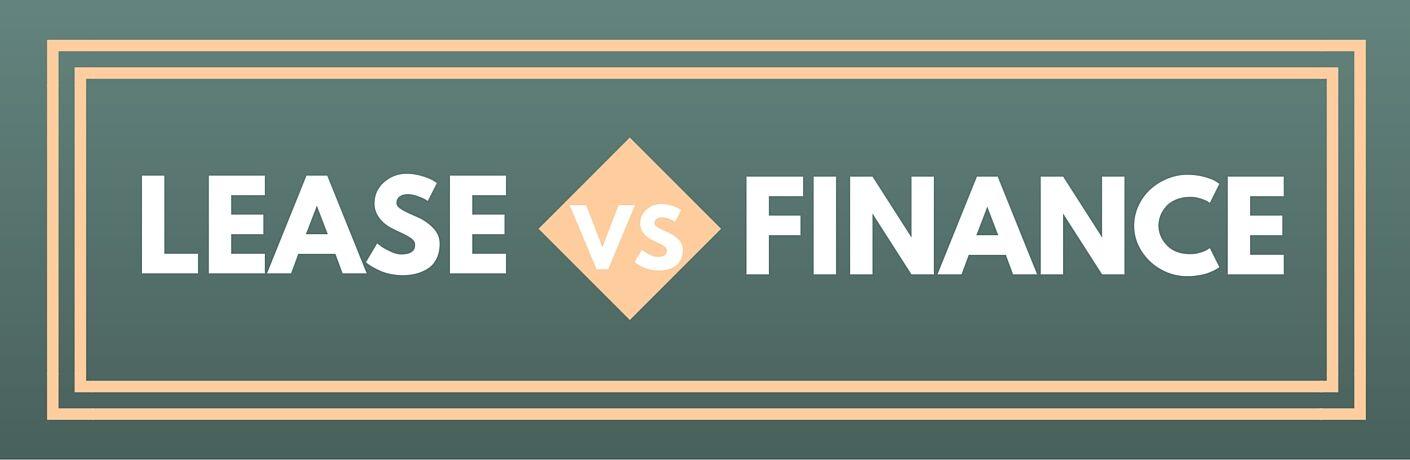 Lease vs Finance in Edmonton, AB