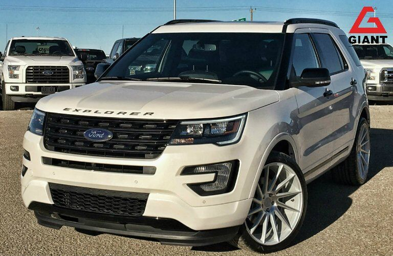 Sherwood Ford Giant Customs Ford Explorer