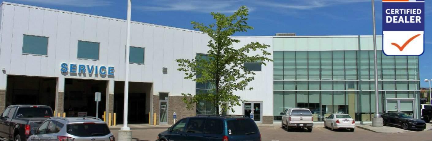 Ford Edmonton Dealership Service Reviews Sherwood
