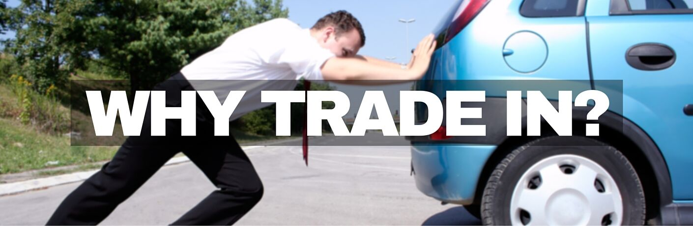 Why trade in your vehicle with Sherwood Ford