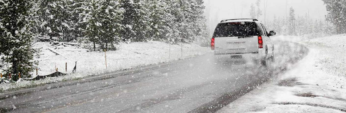 How To Winterize Your Vehicle