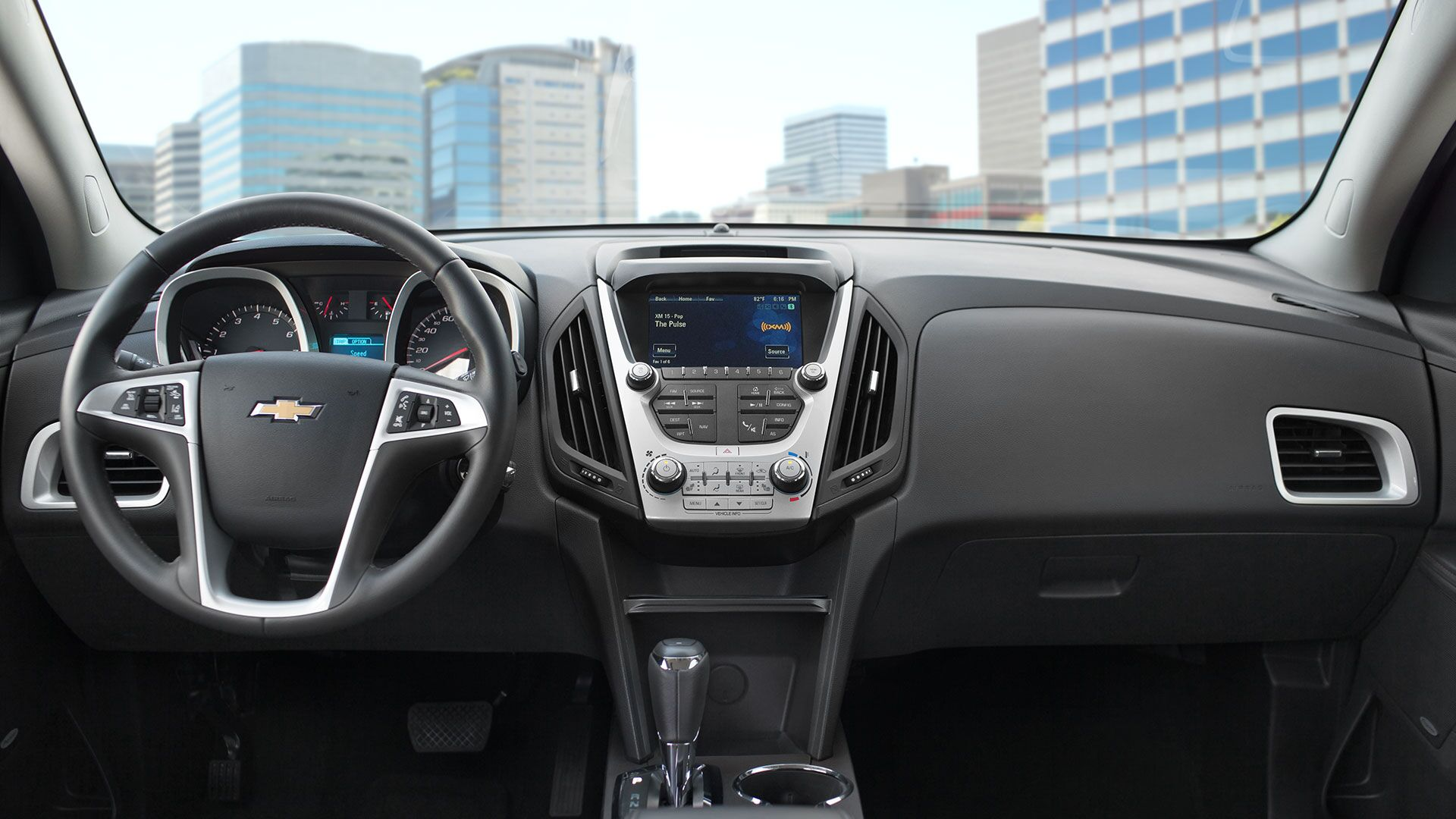 Great New 2018 Chevy Equinox Interior