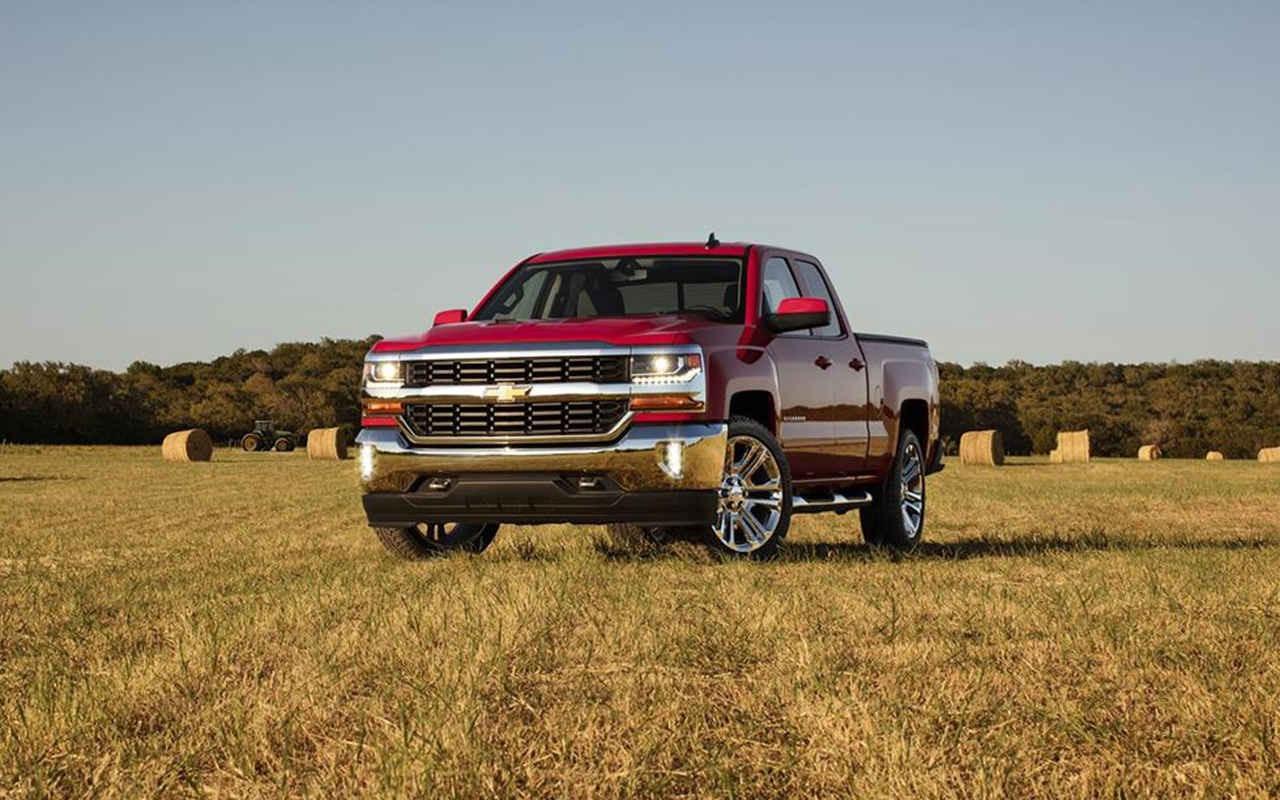 All Chevy chevy 1500 mpg : 2018 Chevrolet Silverado 1500 Trucks in Flemingsburg Kentucky
