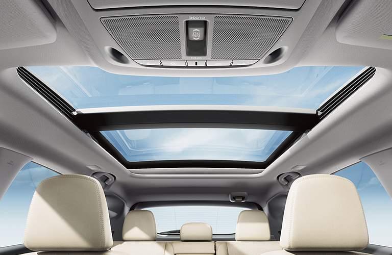 2018 Nissan Murano Panoramic Sunroof