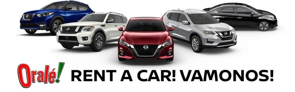 Oralé! - Rent a Car! Vamonos!