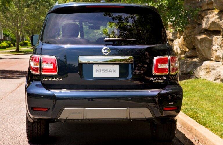 read of 2020 Nissan Armada