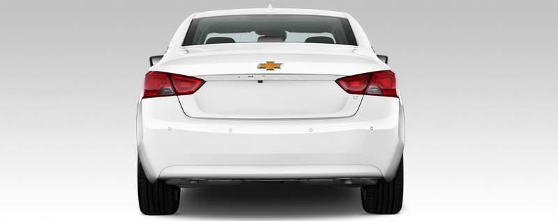 Chevy Impala Exterior
