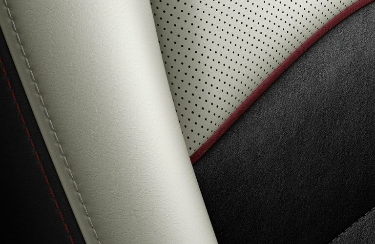 leather trimmed seats in the cx-3