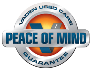 Vaden Used Cars Peace of Mind Guarantee
