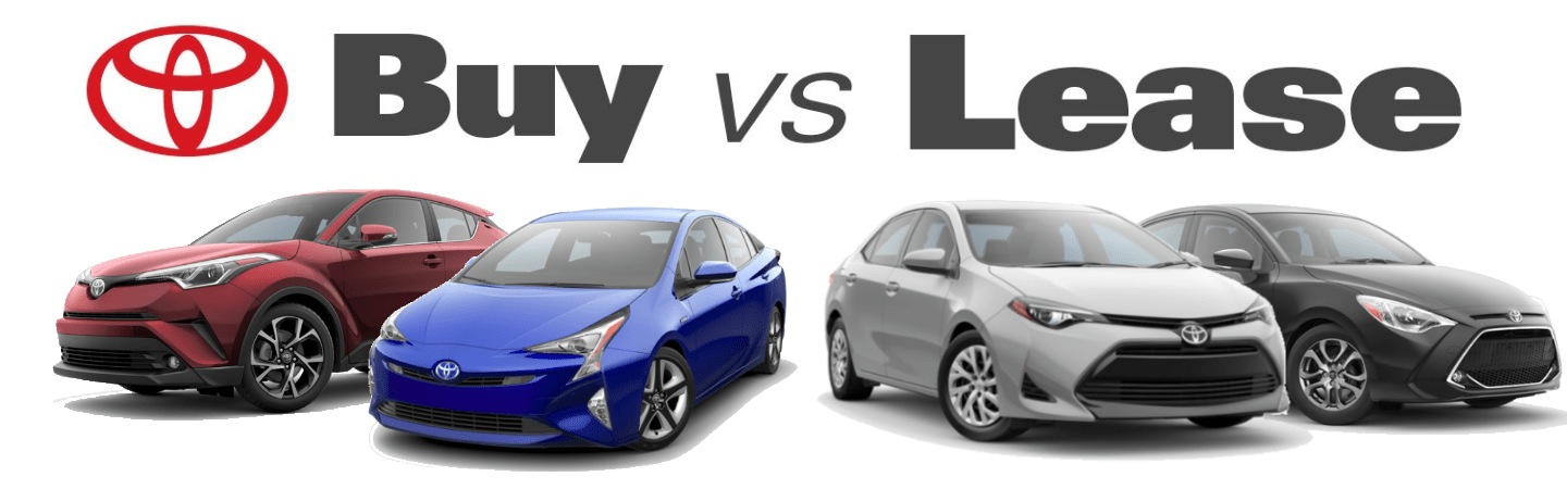 Leasing Vs Buying A Car Which Is Better Learn At Phil Long Toyota