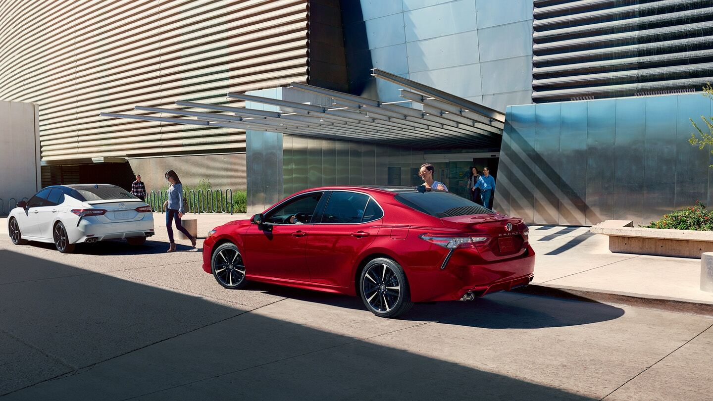 2019 Toyota Camry for Sale   New Car Dealer near Me