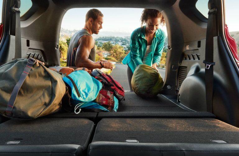 2017 Toyota RAV4 La Crescenta CA Cargo Capacity