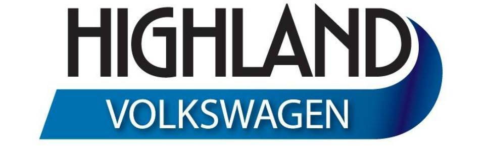 Highland Volkswagen dealership logo