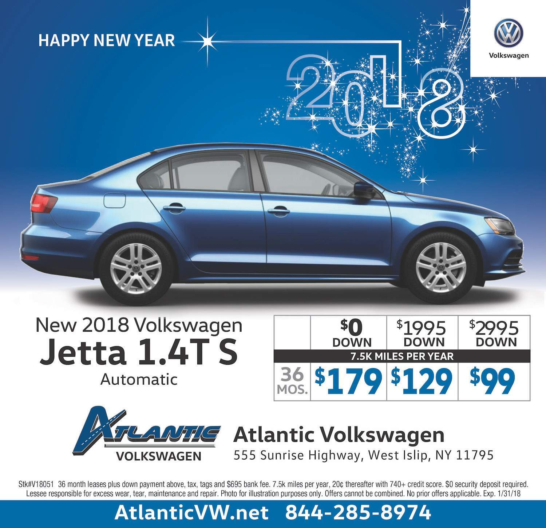 Jetta 1.4T S Lease