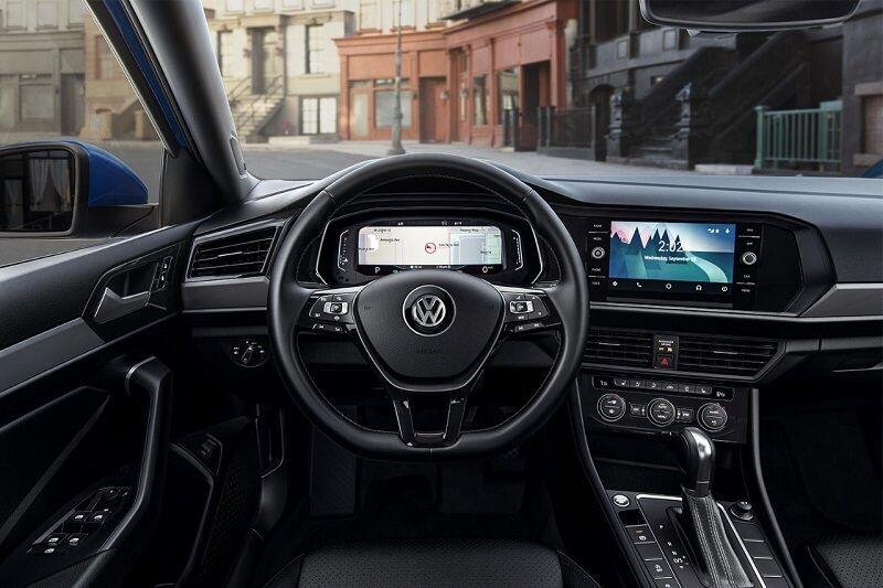 Long Island NY - 2019 Volkswagen Jetta Interior