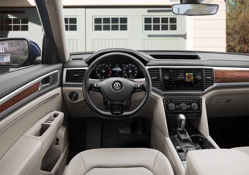 Long Island NY - 2019 Volkswagen Atlas Interior