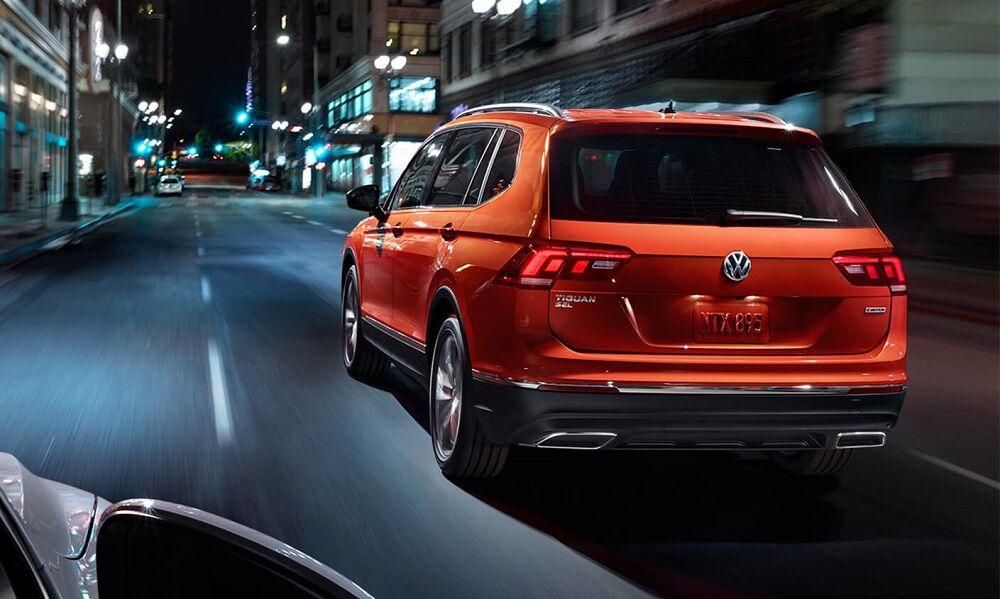 Sayville NY - 2019 Volkswagen Tiguan Overview