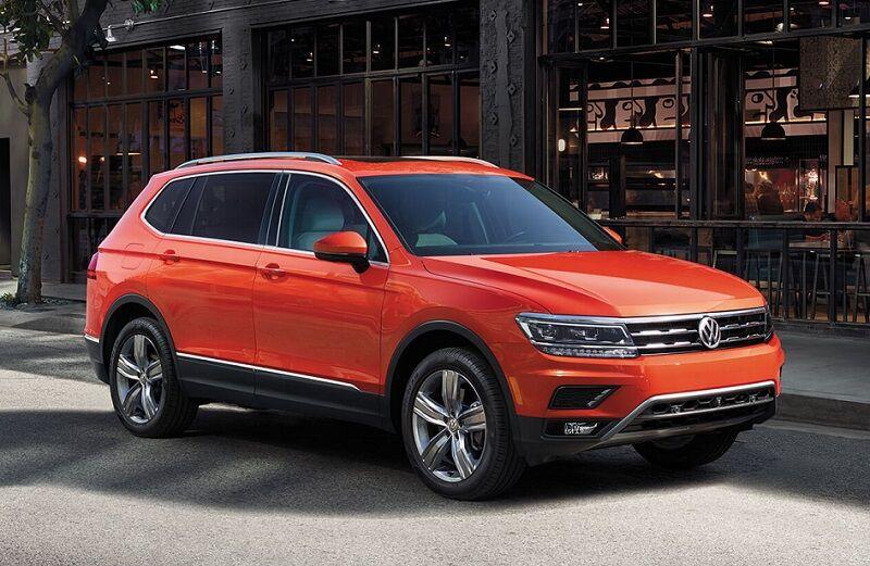 Sayville NY - 2019 Volkswagen Tiguan Exterior