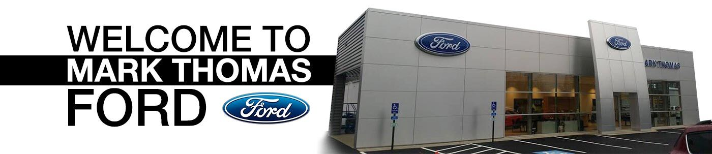 Welcome to Mark Thomas Ford