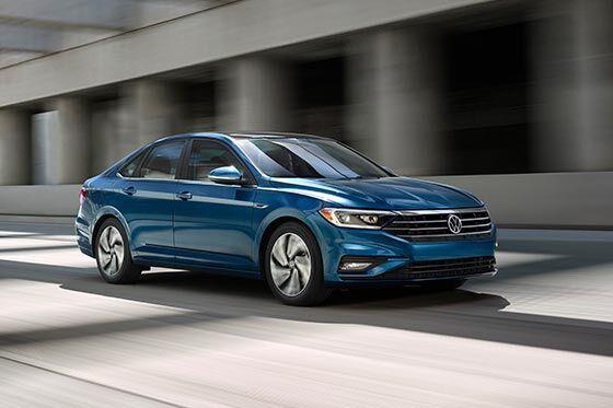 2019 Volkswagen Jetta's Turbocharged Engine