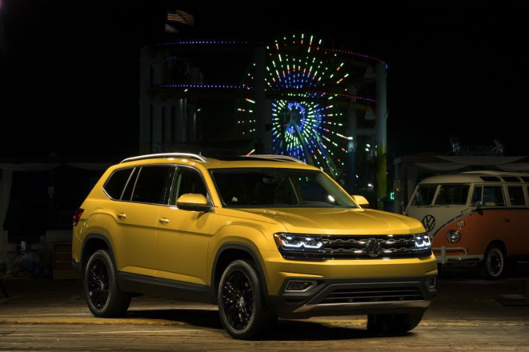 Performance specs 2018 Volkswagen Atlas Mobile AL