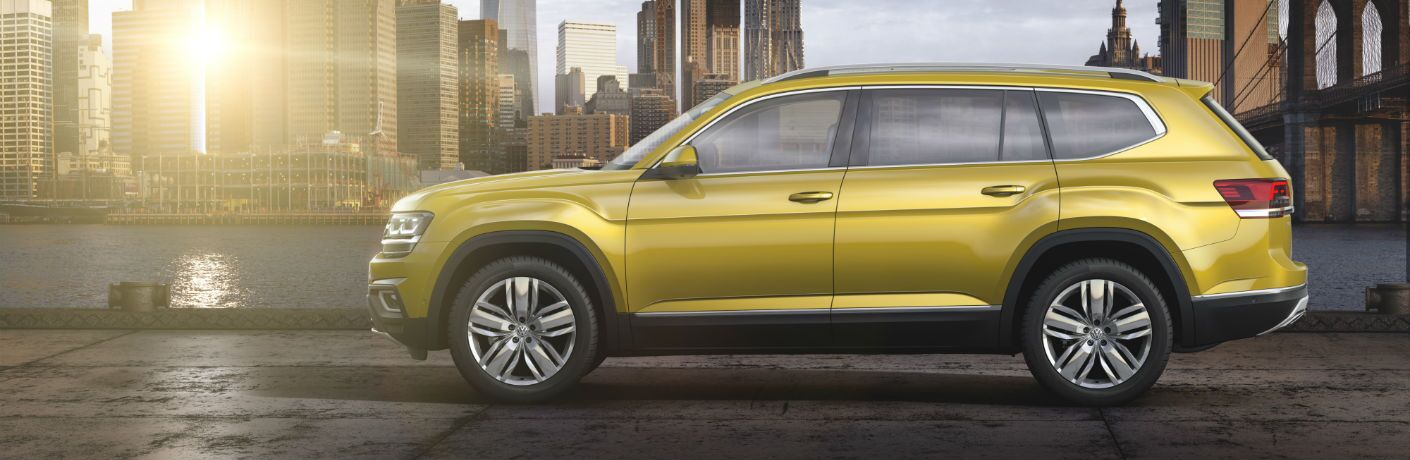 2018 Volkswagen Atlas near Mobile, AL