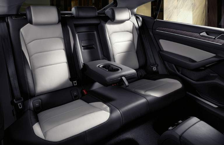 Rear passengers will have plenty of space to be comfortable