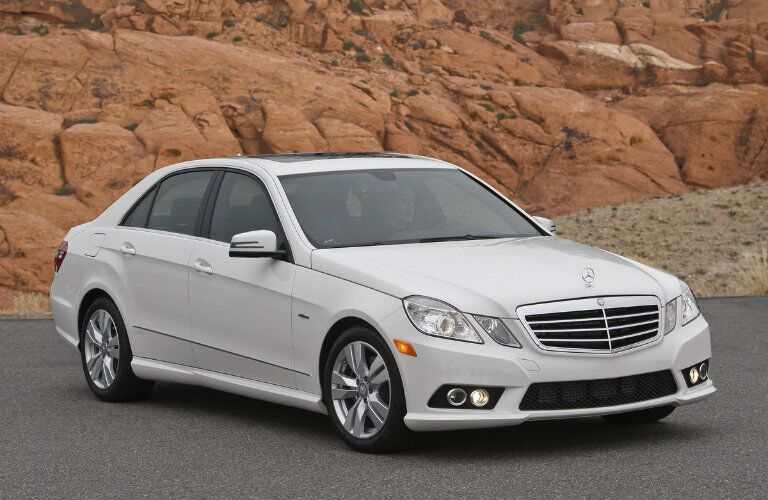 Used Mercedes-Benz E-Class Sedan in Houston TX