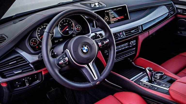BMW X5 Multi-function Steering Wheel