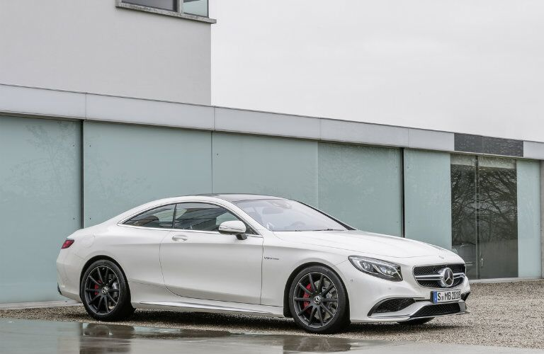 Used Mercedes-AMG S65 Side View