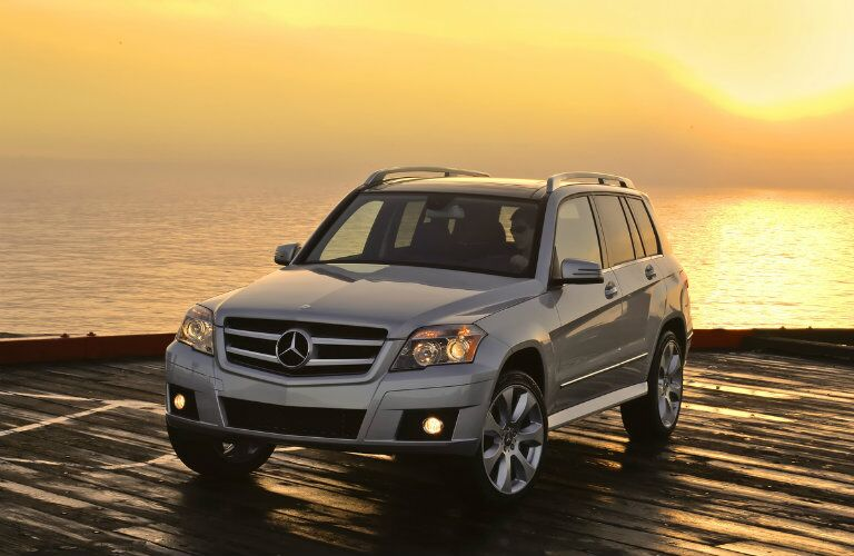 Used Mercedes-Benz GLK - Front View