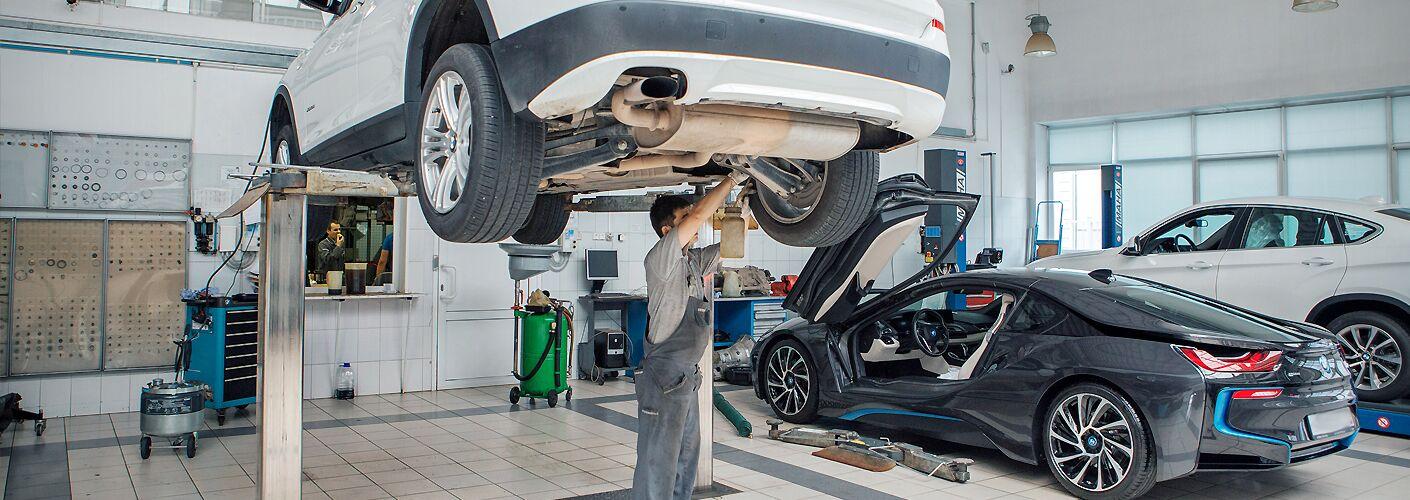 BMW Repair Shop in Houston, TX