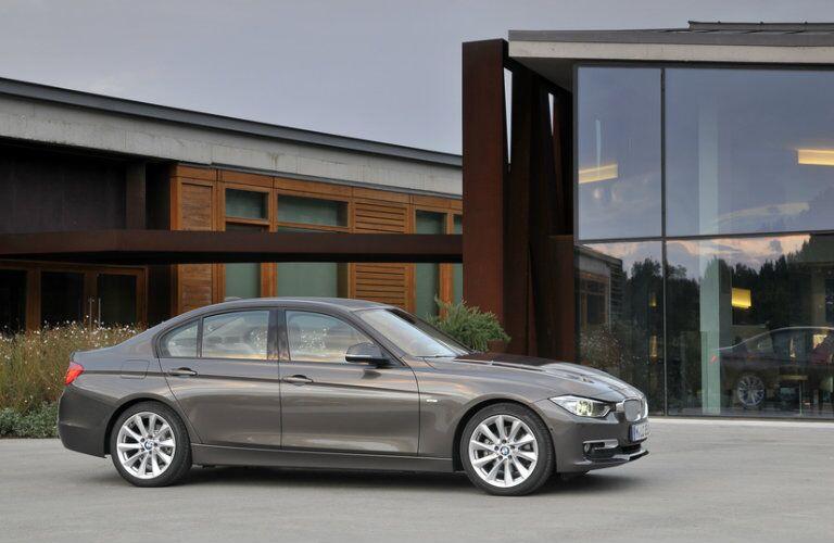 Used BMW 3 Series Luxury Family Sedan