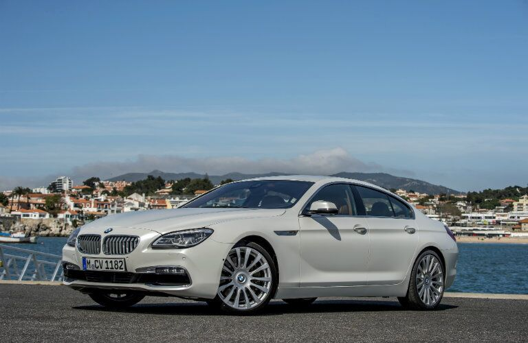 Used BMW 6 Series Gran Coupe Model