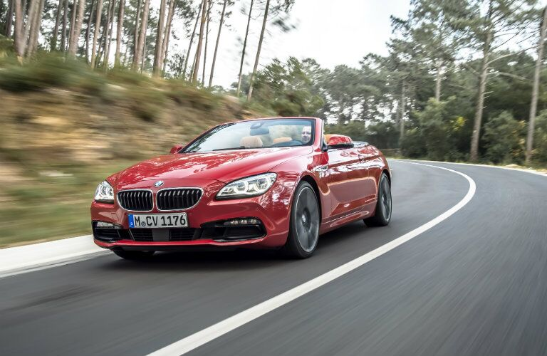 Used BMW 6 Series Open Top Convertible