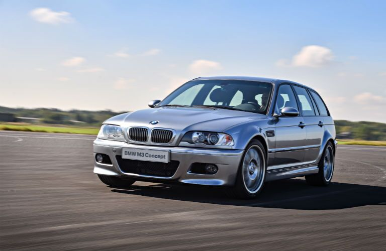 Used BMW M Series M3 Concept