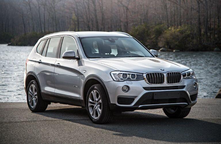 Used BMW X3 2014 model