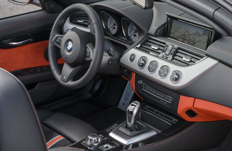 Used BMW Z4 Premium Luxury Interior