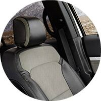 2017 Ford Explorer interior seat