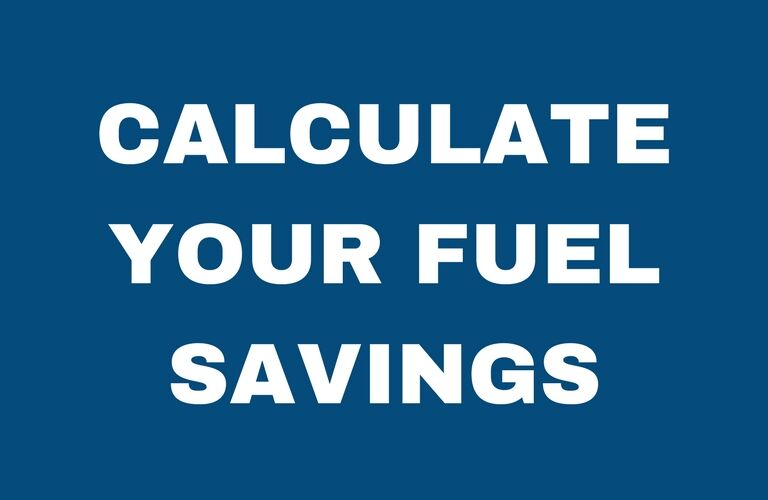Calculate your fuel savings with Middleton Ford
