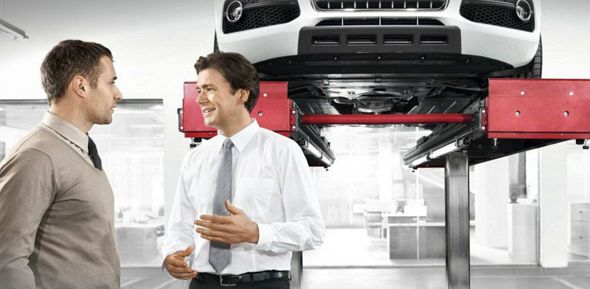 Audi Service Center in Conshohocken PA