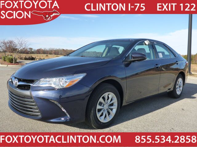 save on the 2017 toyota camry in knoxville