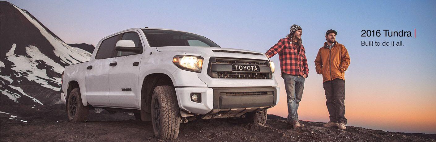 2016 Toyota Tundra Knoxville TN