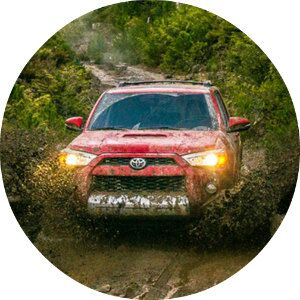 can you offroad in the 4runner?