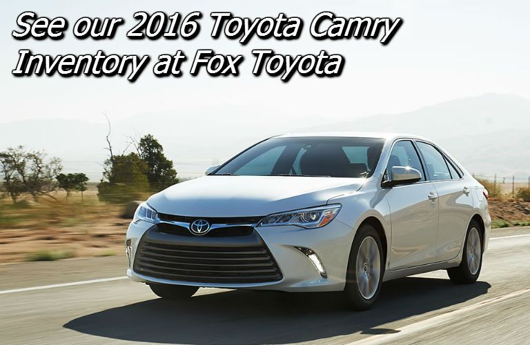 deals on the toyota camry in knoxville tn