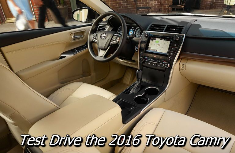 where to test drive a new toyota camry near knoxville