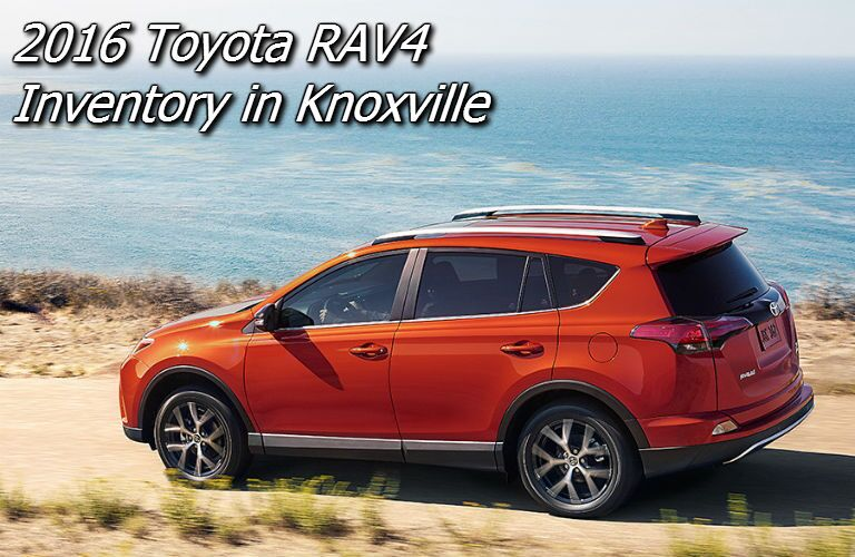 deals on the toyota rav4 in knoxville